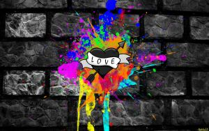 LOVE by TA1AT