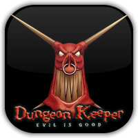 Dungeon Keeper Game Icon by Wolfangraul