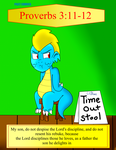 Lil'scriptures Proverbs 3:11-12 by Pact-Comics