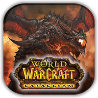 WoW Cataclysm Game Icon 2 by Wolfangraul