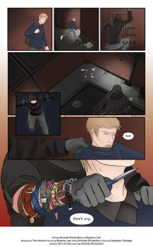 Hail Issue 2 Page 18 by HailComic