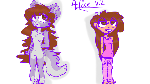 Alice The Dog by alice765