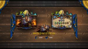 Hearthstone Intermission by solidcell
