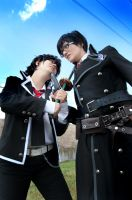 Ao no exorcist - Strong by Hikari-Kanda