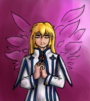 ToS--Colette--Pink Wings by Zalein