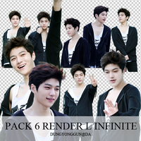 Pack 6 render L Infinite by dungyonggun