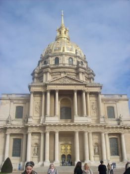 Les Invalides by Spikeasaur