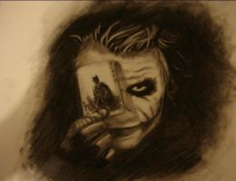 -The Joker- by FullmetalFlame29