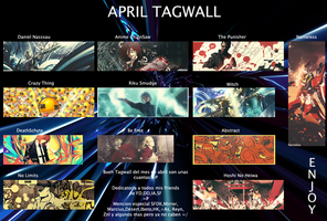 april tagwall by xSanex