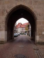 Duderstadt - The Archway by Reliquo