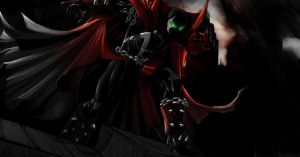 Spawn Wallpaper by RiddleMeThisJoker