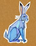 Hare by ruusuvesi