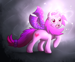 :PCO: Pink Hearty by Darkaiya