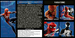 The Crossover Game: Spider-Man Bio by LeeHatake93