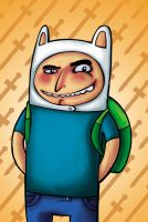 Finn the human ! by JuanKarlos