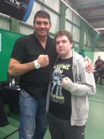 Spencer Wilding 'Wigan Comic-Con 26' by extraphotos