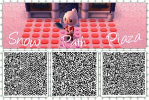 Some winter patterns in ACNL by Benna96