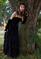 Lady Dark 11 by Noree-stock