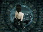Fiction City - Wallpaper by desideriasp