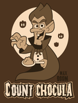 Count Chocula by MaxGraphix