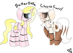Sisters Animatronics[REQUEST] by TheMajesticButter394