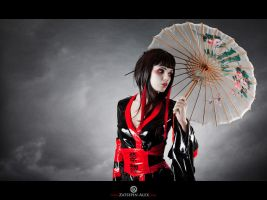 Umbrella by Elisanth