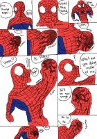 Spidey's Big Day Page 4 by haggith