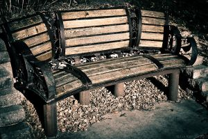 Bench 3 by Richteralan