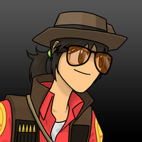 Felicity Sniper icon by Hogia