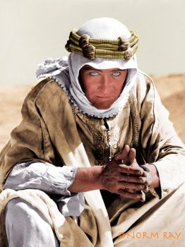 Lawrence of Arabia by NorthOne