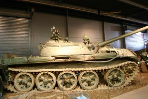 there you go T55 battle tank by Sceptre63