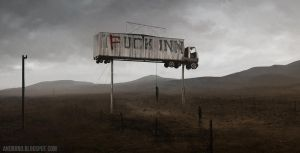 Truck inn by Androno25