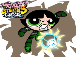 Strikers Charged Buttercup by Death-Driver-5000