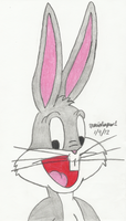 Bugs Bunny by MarioSimpson1