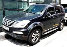 New Rexton Noblesse SUV by toyonda