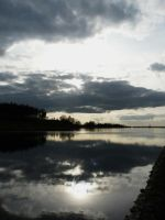 Cloudy evening. by richi156