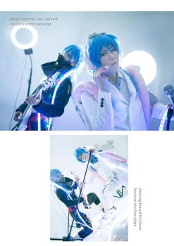 THE CHIRAL NIGHT-Diva into DMMD 10 by masato1026