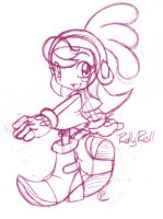 Rolly Roll sketch by rongs1234