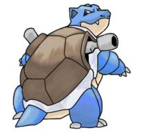 Blastoise by x-sellout