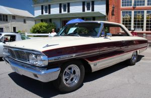64 Galaxie 500 by boogster11