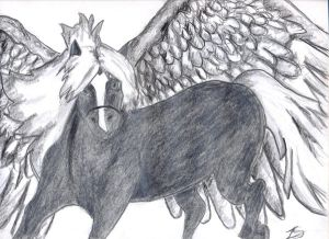 Greek Mythology: Pegasus