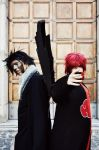 Sasori And The Third Kazekage - The Sc Cosplay by theSCcosplay