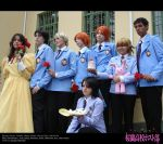 Ouran cosplay group by OsirisMaru
