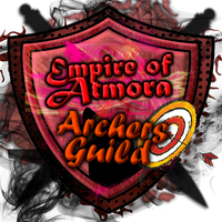 Empire of Atmora Archers Guild Logo by Kevin-Yoshi
