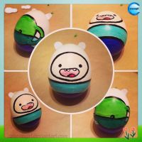 Finn the Easter Egg by corazongirl