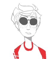 ladies and gents heres dave strider by pxlhime