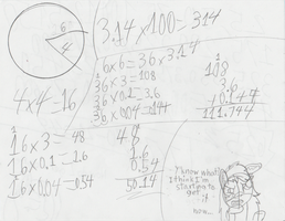 Math and Drawings 5 by LillyGeneva