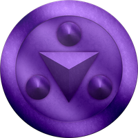 OOT Shadow Medallion by BLUEamnesiac