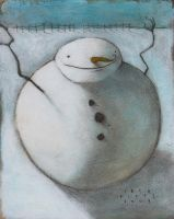 Snowman 2009 by SethFitts