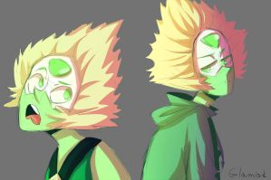 Peridot doodles by Glamist